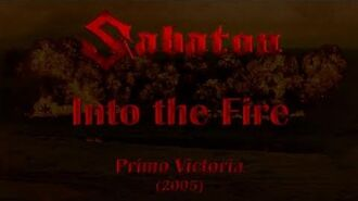 Sabaton - Into the Fire (Lyrics English & Deutsch)
