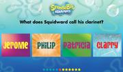 How well do you know SpongeBob SquarePants? - Question 5