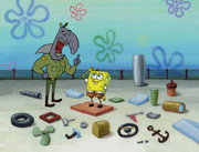Mrs. Puff, You're Fired 098