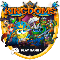 Nick Kingdoms logo button