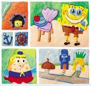 SpongeBob-Mrs-Puff-school-clay-style
