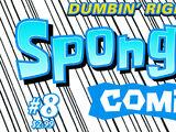 SpongeBob Comics No. 8