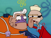 Mermaid Man and Barnacle Boy 135