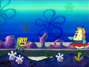Mrs. Puff in Mermaid Man and Barnacle Boy IV-1