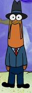 Orange Lenny