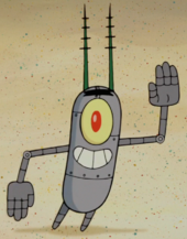Robot plankton