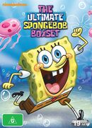 The Ultimate SpongeBob Box Set cover