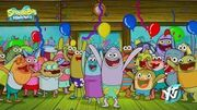 SpongeBob's Big Birthday Blowout YTV Promo