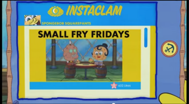 File:SpongeBob Checks His Instaclam 14.png