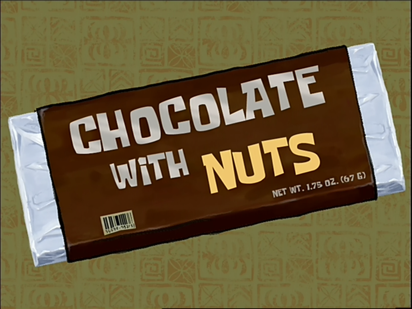 Chocolate With Nutstranscript Encyclopedia Spongebobia Fandom