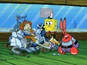 Restraining SpongeBob 066