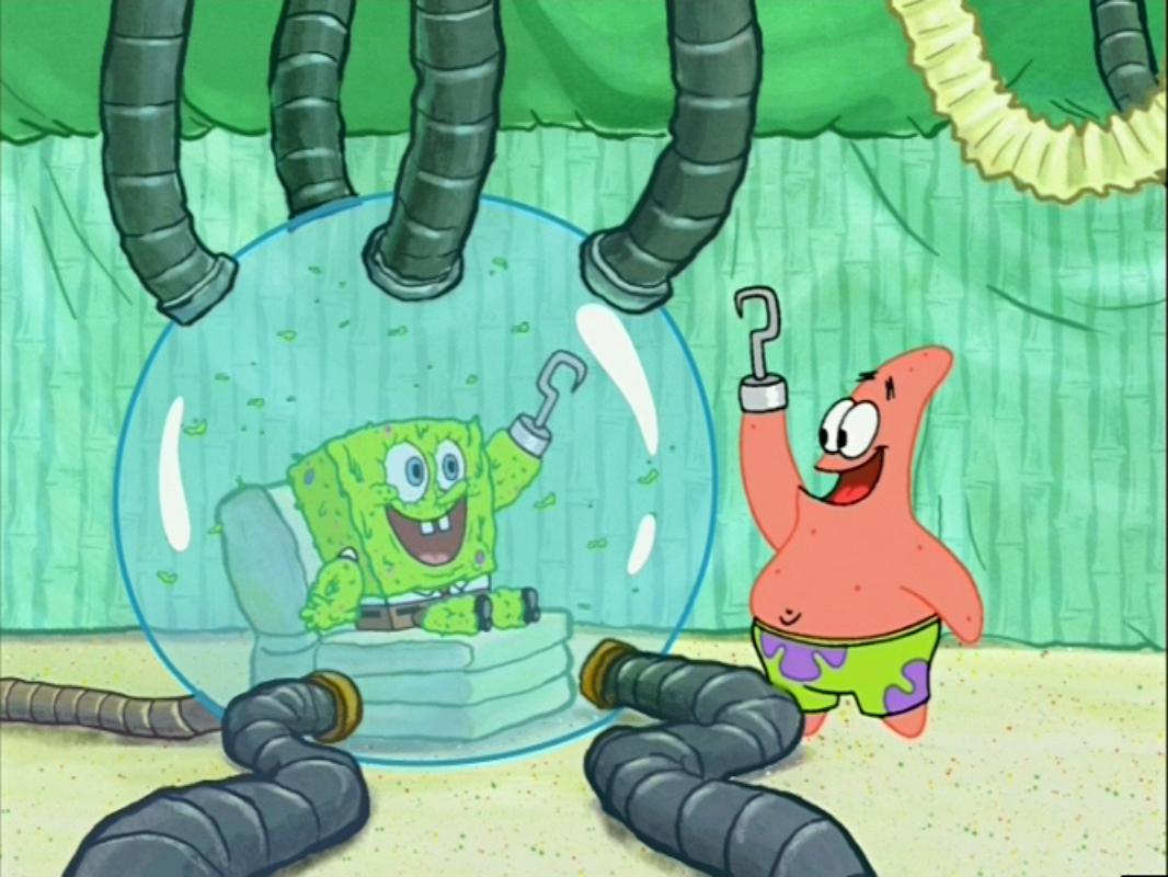 SpongeBob to the Rescue!   Encyclopedia SpongeBobia   Fandom