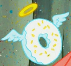 Angel donut
