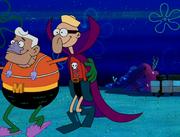 Mermaid Man and Barnacle Boy V 189