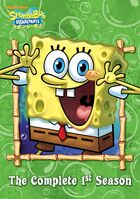 SpongeBob Season 1 Japanese DVD