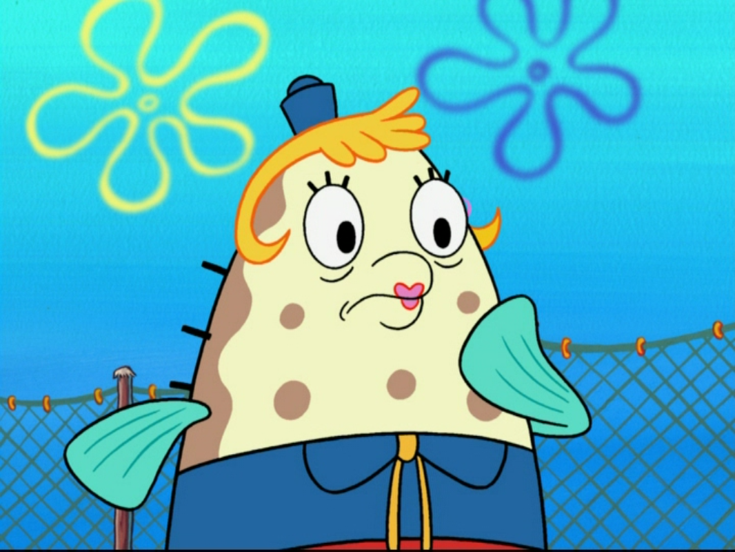 Uncategorized Mrs Puff image mrs puff in hide and then what happens 7 png png