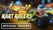 Nickelodeon Kart Racers 2 - Official Trailer Summer of Gaming 2020