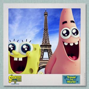SpongeBob & Patrick Travel the World - France 1