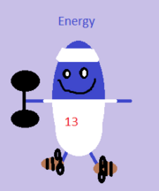 Energy DWTD