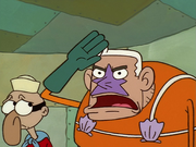 Mermaid Man and Barnacle Boy 106