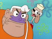 Mermaid Man and Barnacle Boy 131