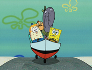 Mrs. Puff, You're Fired 164