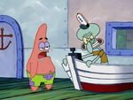 Patrick & Squidward