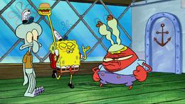 Spongebob in randomland HQ 1