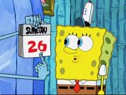 Gary in House Sittin' for Sandy-13