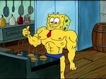 MuscleBob BuffPants 014