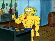 MuscleBob BuffPants 014