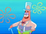 Patrick in Sun Screen Coat