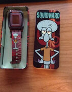 Squidward watch