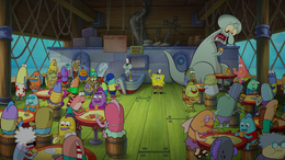 The SpongeBob Movie Sponge Out of Water 820