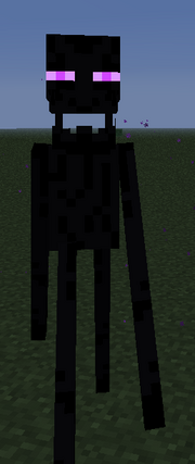 Angry enderman at dawn by endermortem-d50vxus