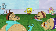 Krabby Patty Creature Feature 074