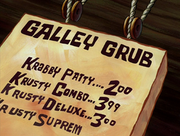 Krusty Krab Training Video 003