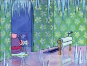 SpongeBob's Wringer in Suds