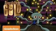 Spongebob Gold Lo spettacolo di Squiddy Nickelodeon