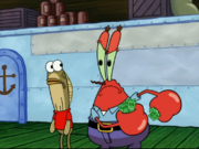 Mr. Krabs in Stuck in the Wringer-7