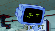 Plankton Gets the Boot 107