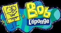 SpongeBob SquarePants - 2009 logo (French)