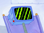 SpongeBob SquarePants Karen the Computer Static-2