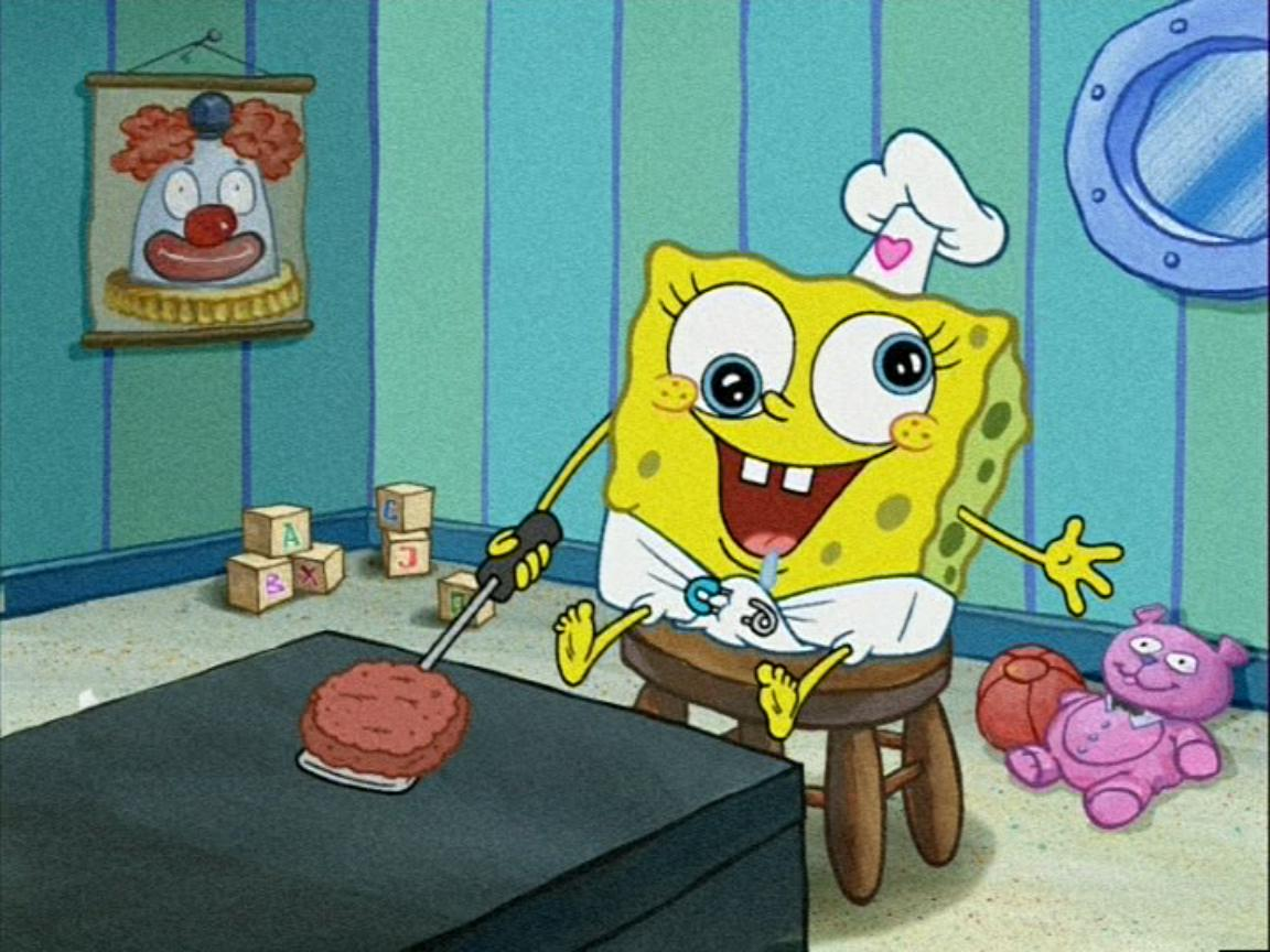 image baby spongebob jpg encyclopedia spongebobia fandom