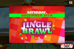 Jingle Brawl release date in 2009