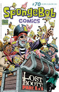 SpongeBob Comics No. 70