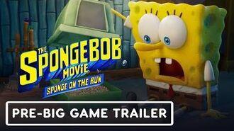 The SpongeBob Movie Sponge On The Run - Pre-Big Game Spot