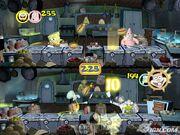 3d Spongebob, 3d Squidward, 3d Sandy, & 3d Patrick5