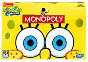 Monopoly SpongeBob 2014 set