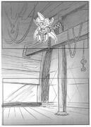SpongeBob Movie Wizard SpongeBob Storyboard 4